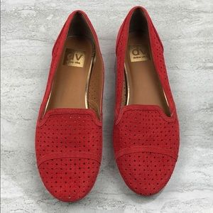 Dolce Vita Suede Flats Size 8.5